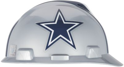 Officially Licensed NFL V-Gard® Hard Hats
